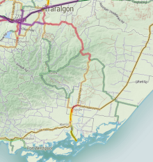 Vicroads traffic volume