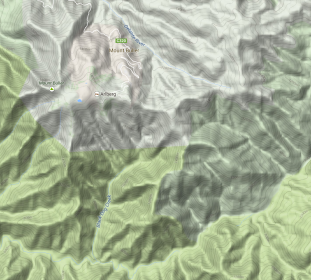 Mapbox Outdoors