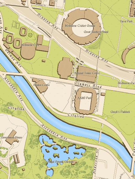 OpenStreetMap vector tiles: mixing and matching engines